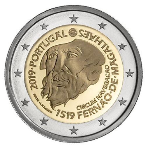 Portugal 2019 - 2€ commémorative (ref22564)