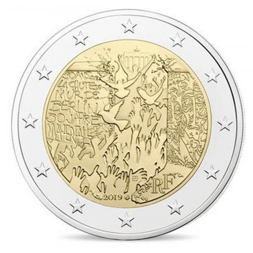 2€ commémorative France 2019 (ref23217)