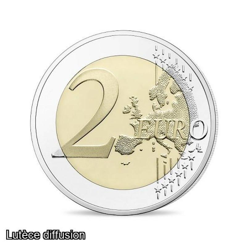 2€ Luxembourg 2004 (ref804391)