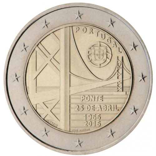 Portugal 2016 - 2€ commémorative (ref329548)