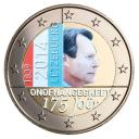 2 euros Luxembourg 2014 couleur (ref20344)