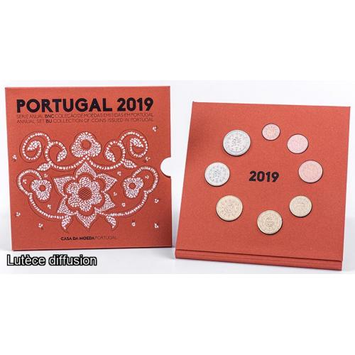 Coffret BU Portugal 2019 (ref23767)